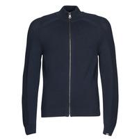Oblečenie Muži Cardigany Aigle MARLAW Námornícka modrá