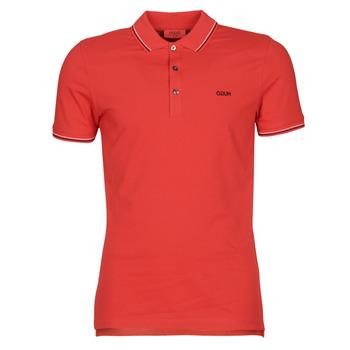 Oblečenie Muži Polokošele s krátkym rukávom HUGO DINOSO 202 Červená