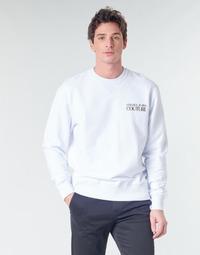 Oblečenie Muži Mikiny Versace Jeans Couture B7GVA7FB Biela