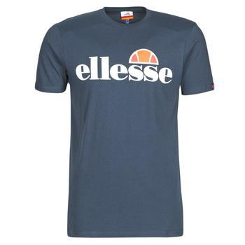 Oblečenie Muži Tričká s krátkym rukávom Ellesse PAP SL  PRADO Námornícka modrá