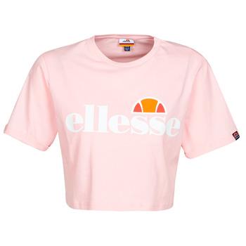 Oblečenie Ženy Tričká s krátkym rukávom Ellesse ALBERTA Ružová