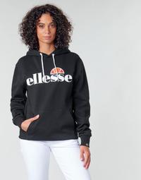 Oblečenie Ženy Mikiny Ellesse PAP PICTON Čierna