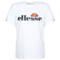 Oblečenie Ženy Tričká s krátkym rukávom Ellesse ALBANY Biela