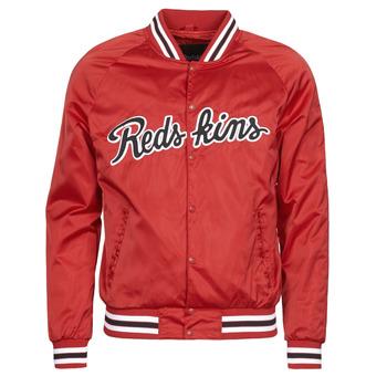 Oblečenie Muži Bundy  Redskins LAYBACK SWISH Červená