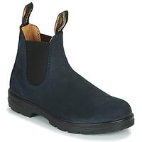 Topánky Polokozačky Blundstone CLASSIC CHELSEA BOOTS 1940 Námornícka modrá