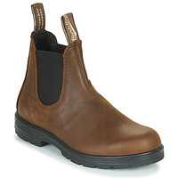 Topánky Polokozačky Blundstone CLASSIC CHELSEA BOOTS 1609 Hnedá