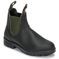 Topánky Polokozačky Blundstone ORIGINAL CHELSEA BOOTS 519 Hnedá / Kaki
