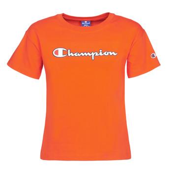 Oblečenie Ženy Tričká s krátkym rukávom Champion KOOLATE Červená