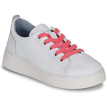 Topánky Dievčatá Nízke tenisky Camper RUNNER G J Biela