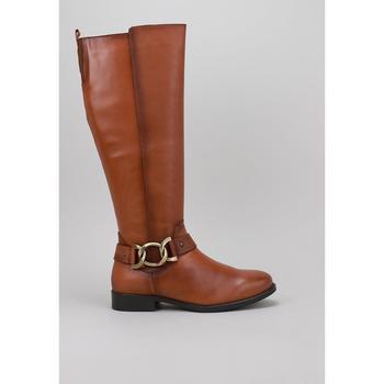 Topánky Ženy Polokozačky Lol  Béžová