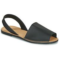 Topánky Ženy Sandále So Size LOJA Čierna