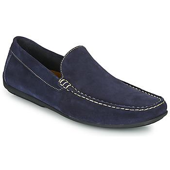 Topánky Muži Mokasíny So Size MIJI Námornícka modrá