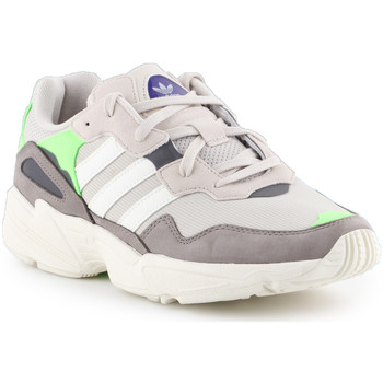 Topánky Muži Nízke tenisky adidas Originals Adidas Yung-96 F97182 beige