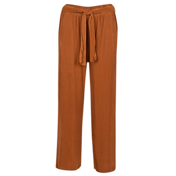 Oblečenie Ženy Padavé nohavice Moony Mood 93114-ROUILLE Červená hrdzavá