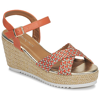 Topánky Ženy Sandále Moony Mood MELISSA Koralová