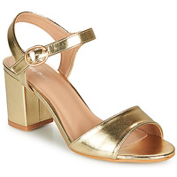 Topánky Ženy Sandále Moony Mood MEGANE Zlatá