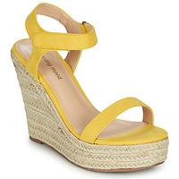 Topánky Ženy Sandále Moony Mood MARTA Žltá