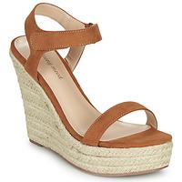 Topánky Ženy Sandále Moony Mood MARLEINE Ťavia hnedá