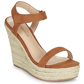 Topánky Ženy Sandále Moony Mood MARTA Ťavia hnedá