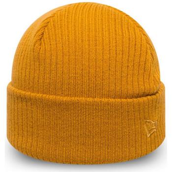 Textilné doplnky Muži Čiapky New-Era Lightweight cuff knit newera Čierna