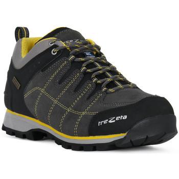 Topánky Muži Turistická obuv Trezeta HURRICANE EVO LOW Grigio