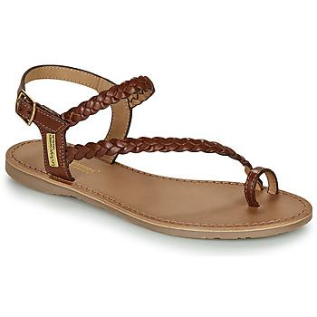 Topánky Ženy Sandále Les Tropéziennes par M Belarbi HIDEA Svetlá hnedá