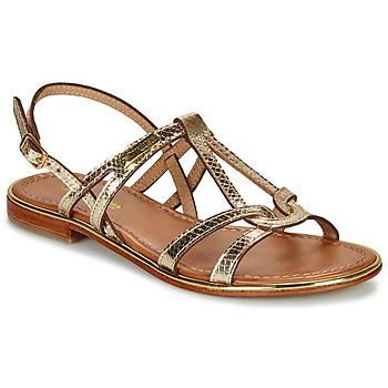 Topánky Ženy Sandále Les Tropéziennes par M Belarbi HACKLE Zlatá