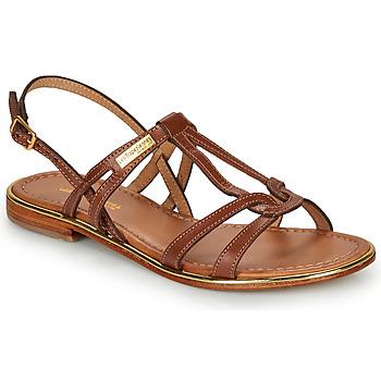 Topánky Ženy Sandále Les Tropéziennes par M Belarbi HACKLE Svetlá hnedá