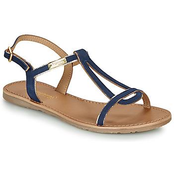 Topánky Ženy Sandále Les Tropéziennes par M Belarbi HABUC Námornícka modrá