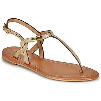 Topánky Ženy Sandále Les Tropéziennes par M Belarbi BILLY Zlatá / Iris