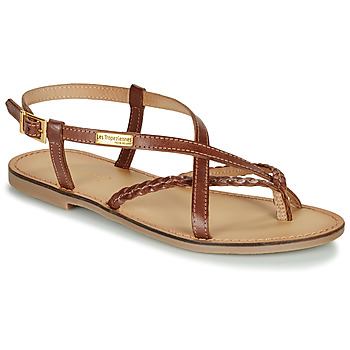 Topánky Ženy Sandále Les Tropéziennes par M Belarbi CHOU Svetlá hnedá