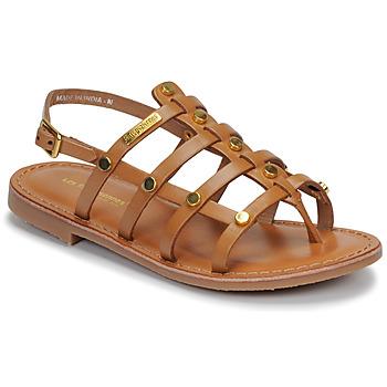 Topánky Dievčatá Sandále Les Tropéziennes par M Belarbi HAKEA Svetlá hnedá medová