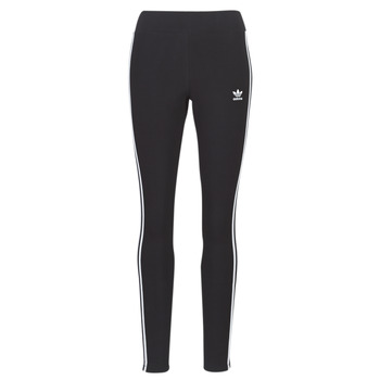 Oblečenie Ženy Legíny adidas Originals 3 STR TIGHT Čierna