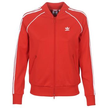 Oblečenie Ženy Vrchné bundy adidas Originals SS TT Červená
