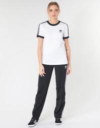 Oblečenie Ženy Tepláky a vrchné oblečenie adidas Originals FIREBIRD TP Čierna