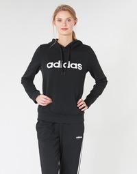 Oblečenie Ženy Mikiny adidas Performance E LIN OH HD Čierna