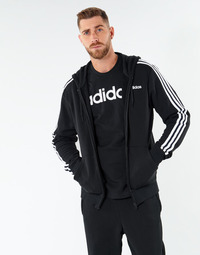 Oblečenie Muži Mikiny adidas Performance E 3S FZ FT Čierna