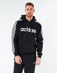 Oblečenie Muži Mikiny adidas Performance E 3S PO FL Čierna