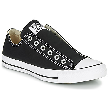 Topánky Ženy Slip-on Converse Chuck Taylor All Star Slip Core Basics Čierna