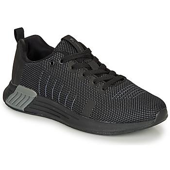 Topánky Muži Nízke tenisky Lumberjack TEMPO Čierna