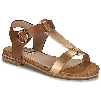Topánky Ženy Sandále Armistice RIO SUNSET Hnedá / Zlatá