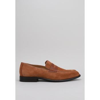 Topánky Muži Mokasíny Roberto Torretta  Hnedá
