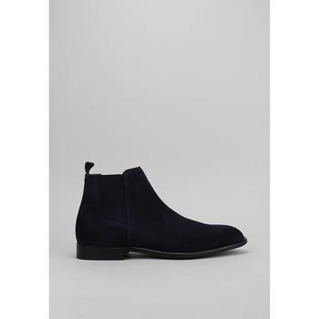 Topánky Muži Polokozačky Roberto Torretta  Modrá