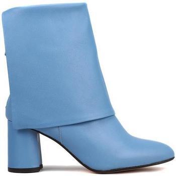 Topánky Ženy Čižmičky Roberto Torretta  Modrá