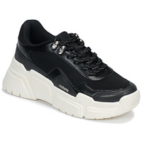 Topánky Ženy Nízke tenisky Victoria TOTEM Čierna / Biela