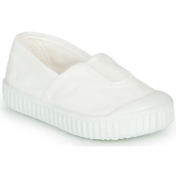 Topánky Dievčatá Nízke tenisky Victoria CAMPING TINTADO Biela