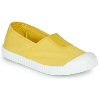 Topánky Dievčatá Nízke tenisky Victoria CAMPING TINTADO Žltá