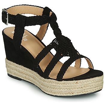 Topánky Ženy Sandále Bullboxer 175018F2T Čierna