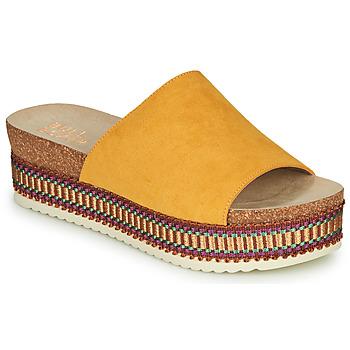 Topánky Ženy Šľapky Bullboxer 886014F1TAMUST Oranžová