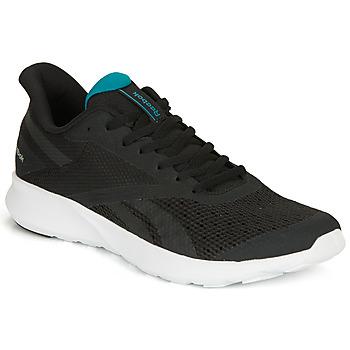 Topánky Muži Bežecká a trailová obuv Reebok Sport REEBOK SPEED BREEZE Čierna / Modrá
